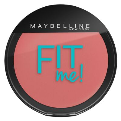 Fit Me! Maybelline - Blush para Peles Escuras - 05 - Assim Sou Eu