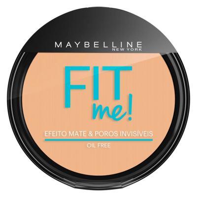 Fit Me! Maybelline - Pó Compacto para Peles Clara - 130 - Claro Diferente