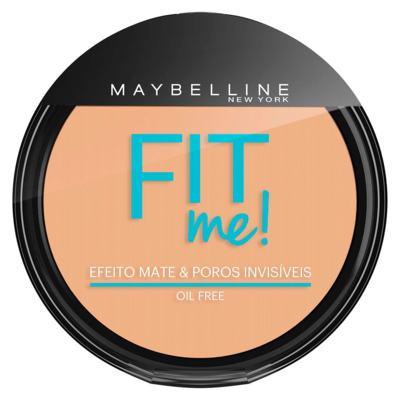 Imagem 1 do produto Fit Me! Maybelline - Pó Compacto para Peles Clara - 140 - Claro Singular