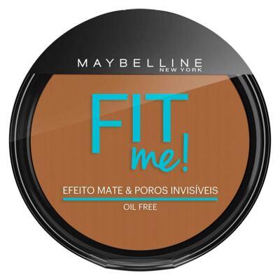 Imagem 1 do produto Fit Me! Maybelline - Pó Compacto para Peles Escuras - 300 - Escuro Original