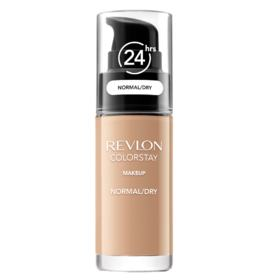Revlon Colorstay Pump Pele Normal a Seca Base FPS 20 30ml - Revlon Colorstay Pump Pele Normal a Seca Base FPS 20 30ml - 320 True Beige