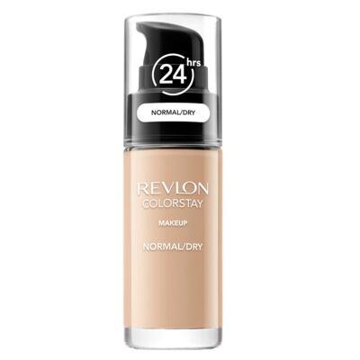 Imagem 1 do produto Colorstay Pump Normal Dry Skin Revlon - Base Líquida - Sand Beige