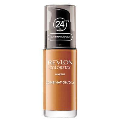 Colorstay Pump Combination/Oily Skin Revlon - Base Líquida - Cappuccino