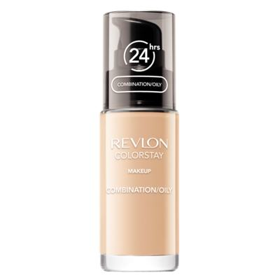 Imagem 1 do produto Colorstay Pump Combination/Oily Skin Revlon - Base Líquida - Sand Beige