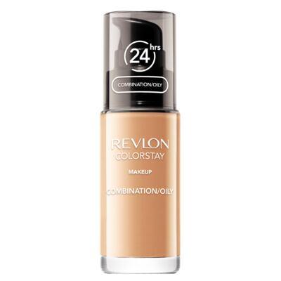 Imagem 1 do produto Colorstay Pump Combination/Oily Skin Revlon - Base Líquida - Golden Beige