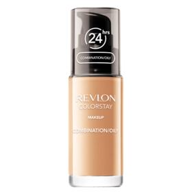 Colorstay Pump Combination/Oily Skin Revlon - Base Líquida - 30ml