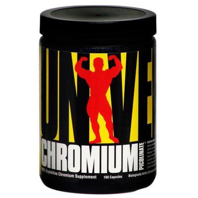 Imagem 1 do produto Chromium Picolinate 100 Cápsulas Universal Nutrition