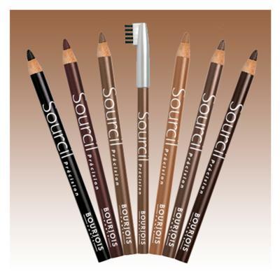 Imagem 5 do produto Sourcils Précision Bourjois - Lápis para Sobrancelhas - 01 - Noir Eben
