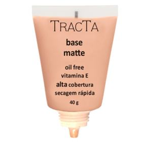 Base Facial Matte Tracta Oil Free - 04 | 40g
