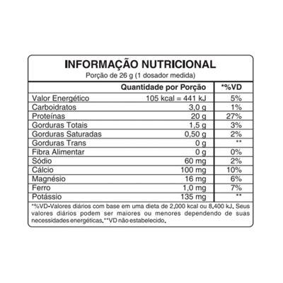 Imagem 2 do produto Syngex Whey Protein Vpx 907g Sabor Cookies e Cream