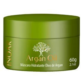 Inoar Óleo de Argan - Máscara de Tratamento Intensivo - 60g
