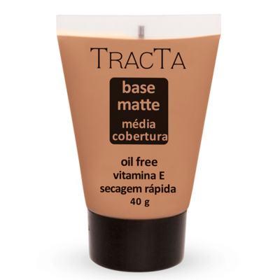 Base Facial Matte Tracta Média Cobertura - 06