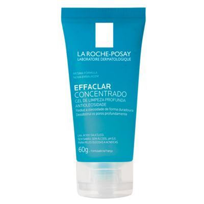 Imagem 1 do produto Gel de Limpeza Facial La Roche-Posay - Effaclar Concentrado - 60g