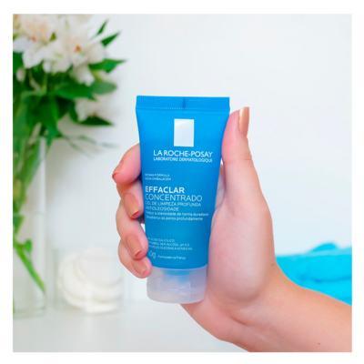 Imagem 3 do produto Gel de Limpeza Facial La Roche-Posay - Effaclar Concentrado - 60g