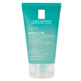 Gel de Limpeza Facial La Roche-Posay - Effaclar Alta Tolerância - 150g