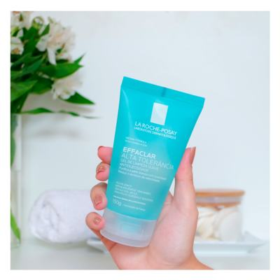 Imagem 3 do produto Gel de Limpeza Facial La Roche-Posay - Effaclar Alta Tolerância - 150g