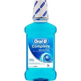 Antisséptico Bucal Oral-B Complete - Menta | 250ml