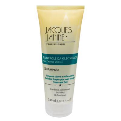 Jacques Janine Oilness - Shampoo Uso Diário - 240ml