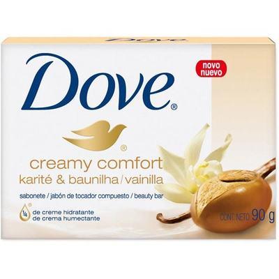 Imagem 1 do produto Sabonete em Barra Dove Baunilha 90g