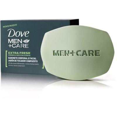 Sabonete em Barra Dove Men Care Clean Extra Fresh 90g