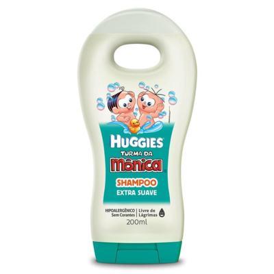 Imagem 1 do produto Shampoo Infantil Turma da Mônica Suave 200ml