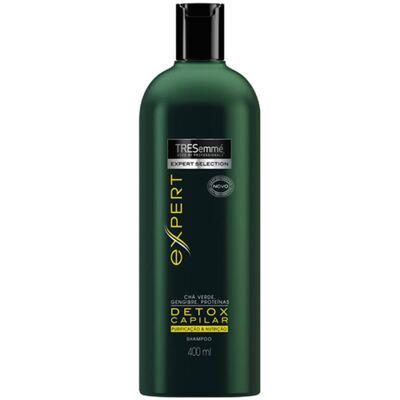 Shampoo Tresemme Detox Capilar 400 ml
