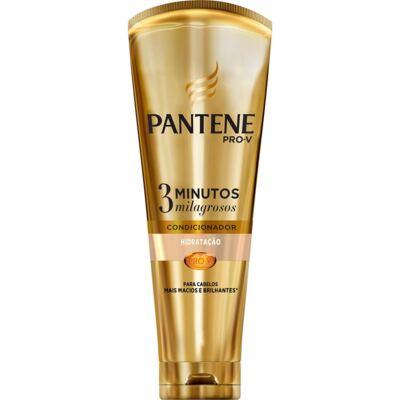 Condicionador Pantene Pro-v 3 Minutos Milagrosos Hidratação 170ml