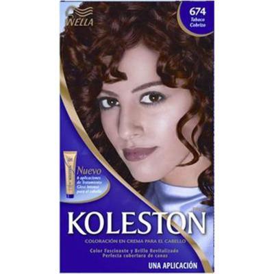 Imagem 1 do produto Tintura Permanente Koleston 674 Chocolate Acobreado