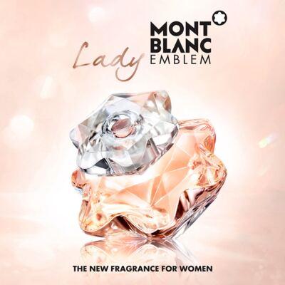 Imagem 3 do produto Lady Emblem Montblanc - Perfume Feminino - Eau de Parfum - 75ml