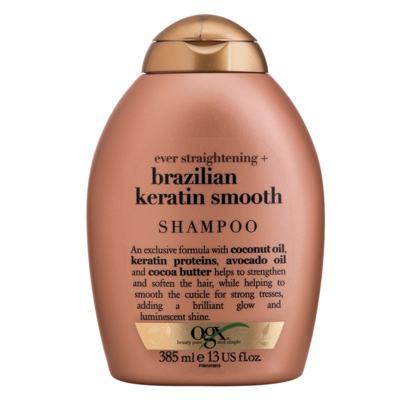 Imagem 1 do produto Shampoo Ogx - Brazilian Keratin Smooth   385ml