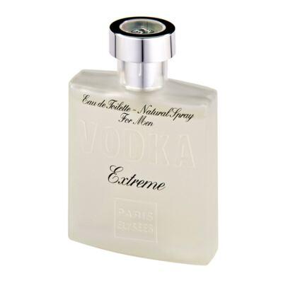 Imagem 1 do produto Vodka Extreme Paris Elysees - Perfume Masculino - Eau de Toilette - 100ml