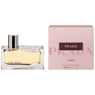 Prada Amber Prada - Perfume Feminino - Eau de Parfum - 80ml
