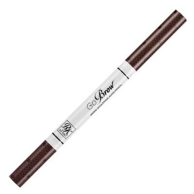 Lápis para Sobrancelha Retrátil RK by Kiss - Medium Brown