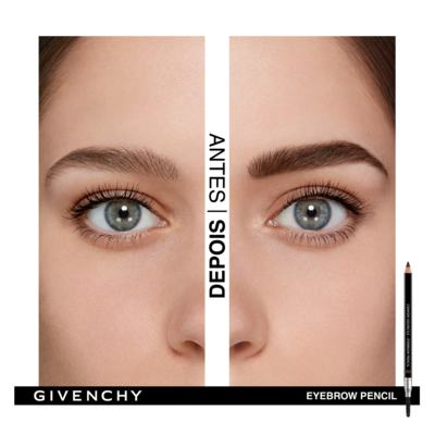 Imagem 6 do produto EyeBrow Pencil Givenchy - Lápis de Sobrancelha - 03 - Dark Brunette