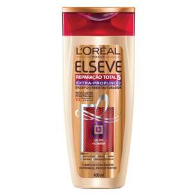 Shampoo Elseve - Reparação Total 5 Extra Profundo | 400ml