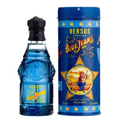 Blue Jeans Versace - Perfume Masculino - Eau de Toilette - 75ml