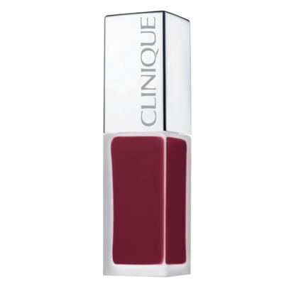 Batom Líquido Clinique - Pop Liquid Matte Lip Colour + Primer - 07 - Boom Pop