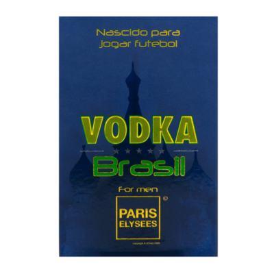 Imagem 2 do produto Vodka Brasil Blue Paris Elysees - Perfume Masculino - Eau de Toilette - 100ml