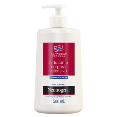 Imagem 1 do produto Norwegian Formula com Fragrância Neutrogena - Hidratante Corporal Intensivo - 500ml