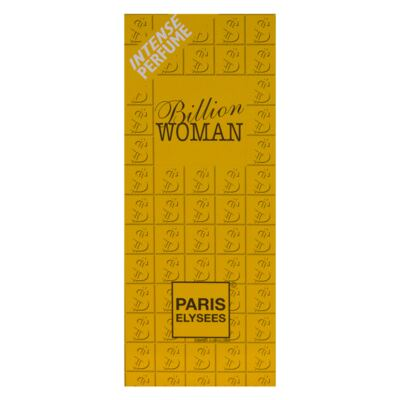 Imagem 3 do produto Billion Woman Paris Elysees - Perfume Feminino - Eau de Toilette - 100ml