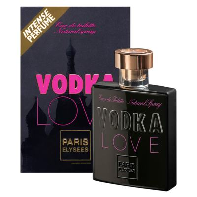Imagem 2 do produto Vodka Love Paris Elysees - Perfume Feminino - Eau de Toilette - 100ml