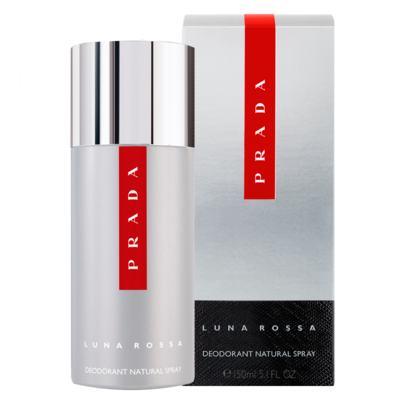Imagem 2 do produto Desodorante Spray Prada Masculino - Luna Rossa - 150ml
