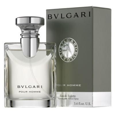 Imagem 3 do produto BVLGARI Pour Homme BVLGARI - Perfume Masculino - Eau de Toilette - 100ml