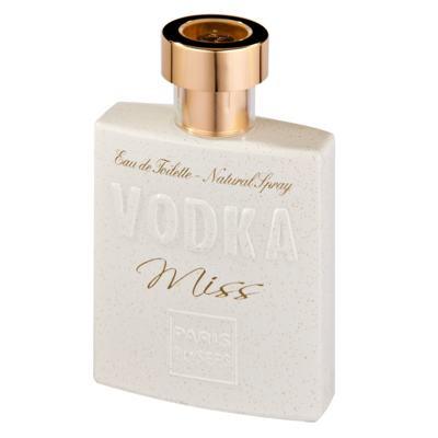 Miss Vodka Paris Elysees - Perfume Feminino - Eau de Toilette - 100ml