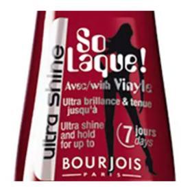 So Laque Ultra Shine Bourjois - Esmalte - Rouge Diva