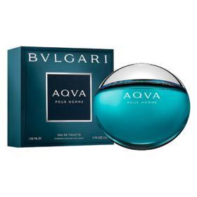 Aqva Pour Homme BVLGARI - Perfume Masculino - Eau de Toilette - 150ml