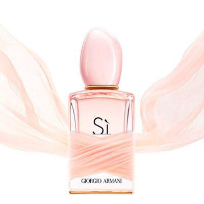 Imagem 3 do produto Sì Giorgio Armani - Perfume Feminino - Eau de Toilette - 50ml