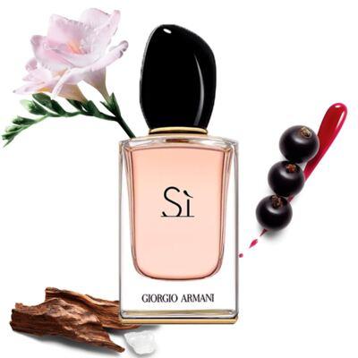 Imagem 3 do produto Si Giorgio Armani - Perfume Feminino - Eau de Parfum - 50ml