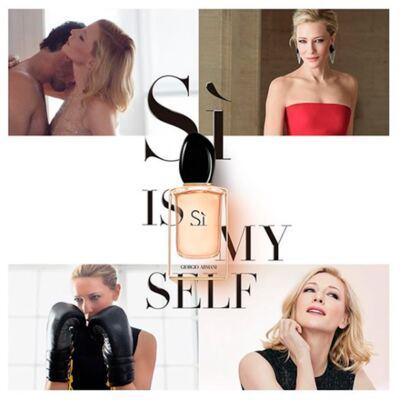 Imagem 4 do produto Si Giorgio Armani - Perfume Feminino - Eau de Parfum - 50ml
