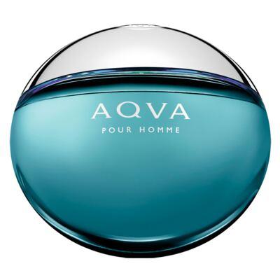 Imagem 1 do produto Aqva Pour Homme BVLGARI - Perfume Masculino - Eau de Toilette - 100ml